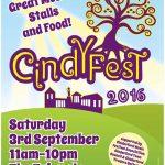 CindyFest Poster