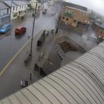 View of Cinderford Triangle from the Tower