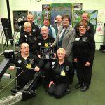 Forest fitness centre volunteers presentation
